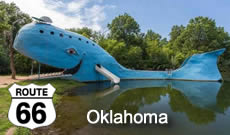 Route 66 Road Trips Across Oklahoma