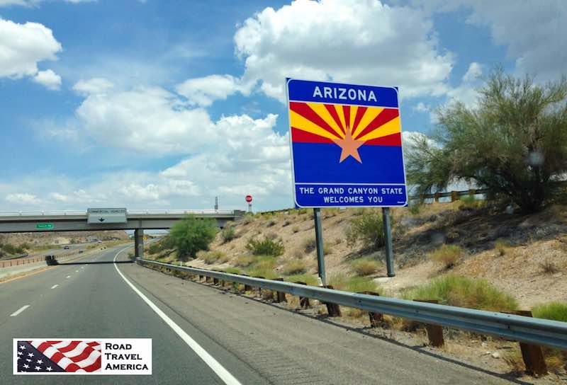 Travel Historic Route 66 Across Arizona With Stops In