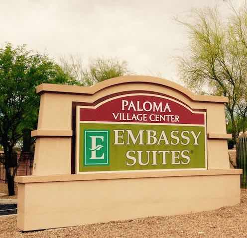 Embassy Suites in the Paloma Village Center, Tucson, Arizona