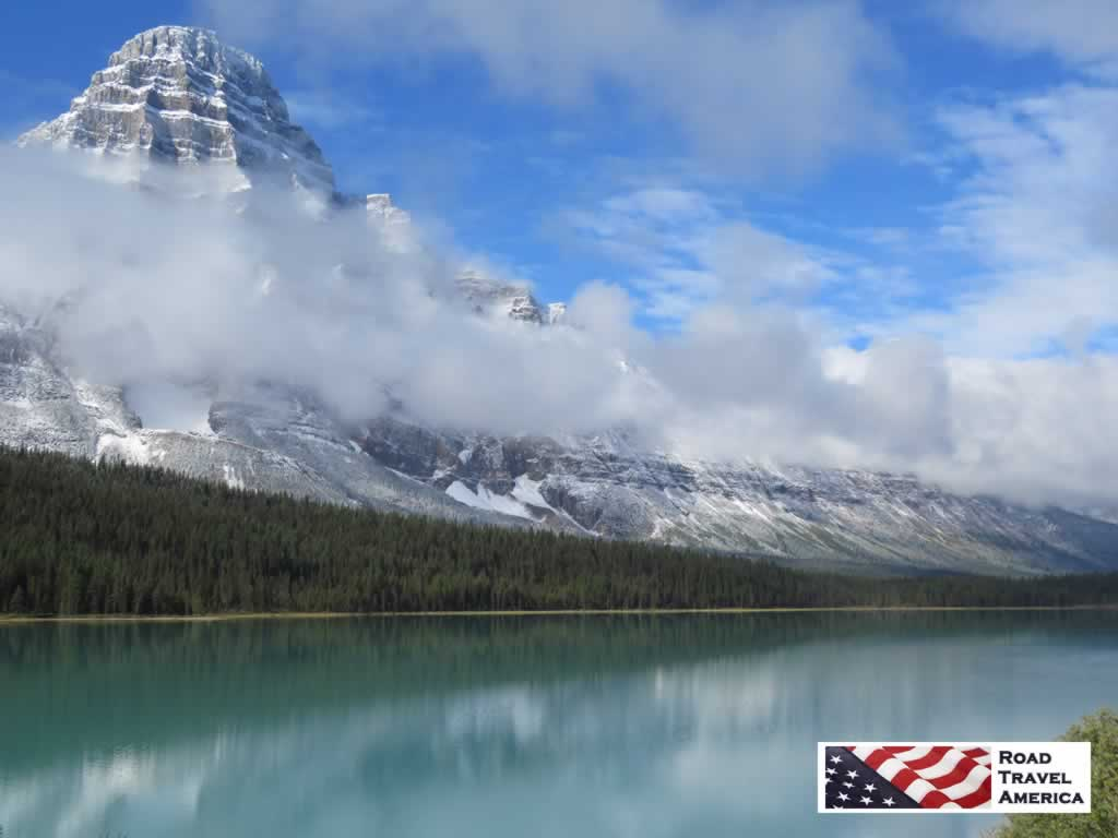 Map Of Canada Lake Louise.Travel Guide And Trip Planner For Banff And Lake Louise Canada