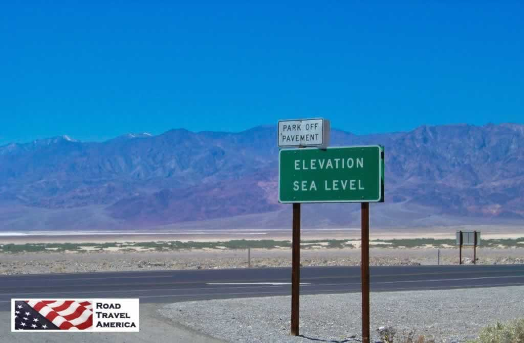 Death Valley Elevation Map.Death Valley National Park Travel Guide And Trip Planner Photos