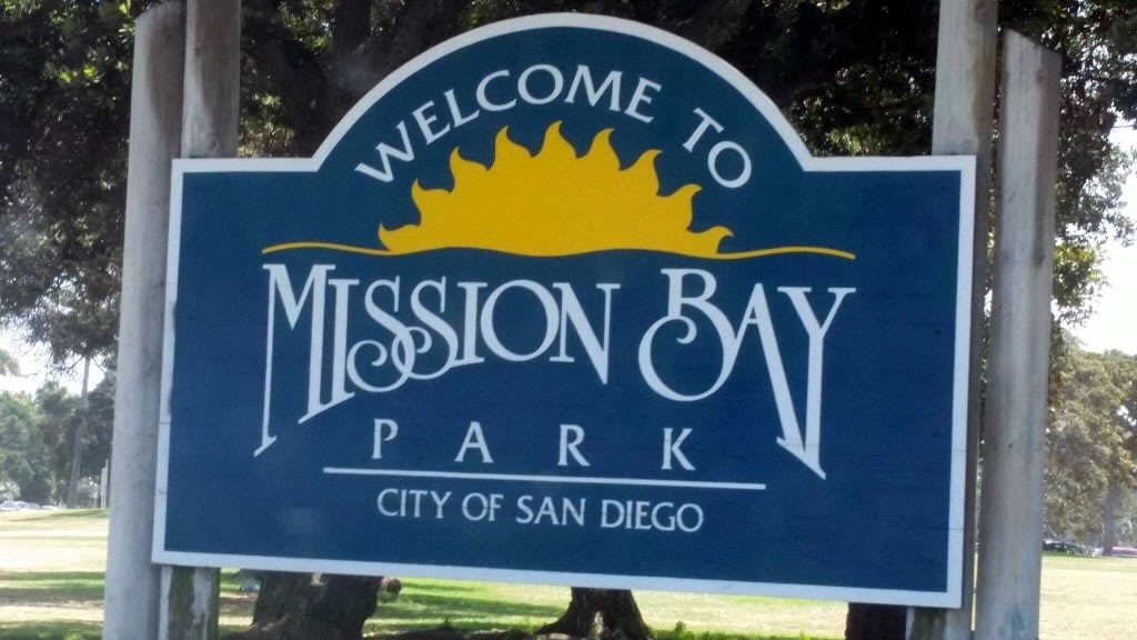 Welcome to Mission Bay Park