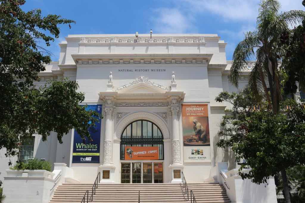 The San Diego Natural History Museum