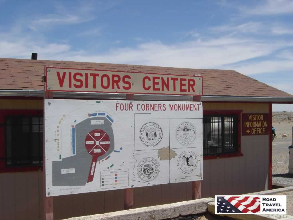 Travel Guide And Trip Planner For The Four Corners