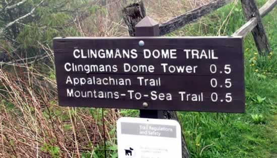 Clingmans Dome Trail ... Great Smoky Mountains National Park