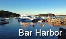 Bar Harbor, Maine ... things to do, hotels, maps, directions, photographs
