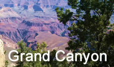 Grand Canyon National Park in Arizona, travel, directions, maps, lodging and things to do