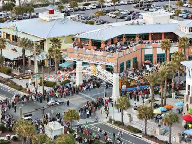 Panama City Beach Florida Mardi Gras