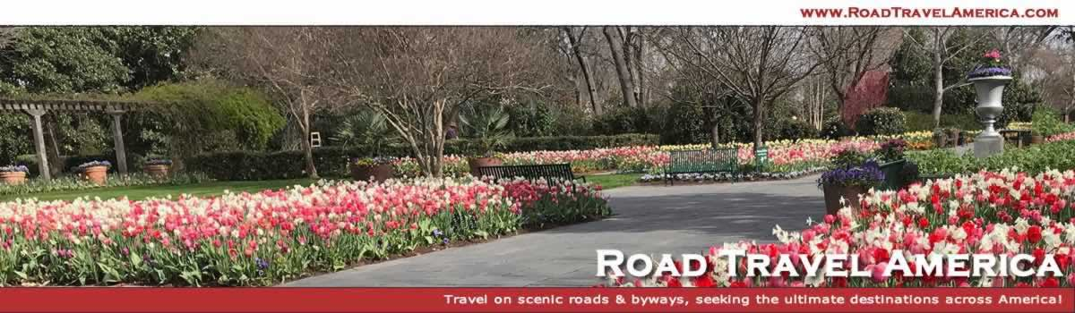 Dallas Arboretum Travel Guide and Trip Planner, photos, map ... on