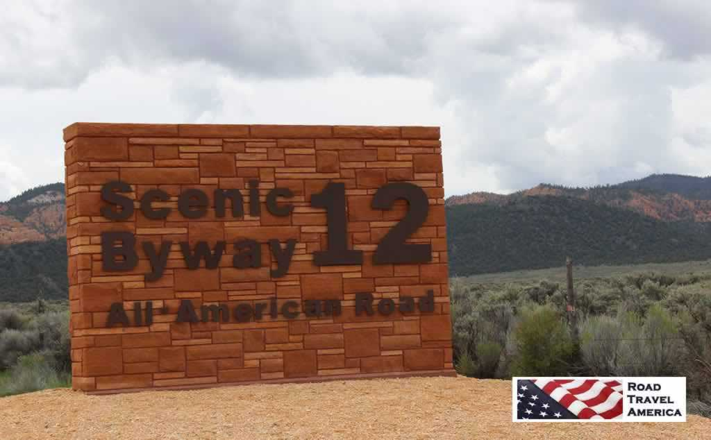 Utah Scenic Byway 12, towns, travel guide, trip planner, places to