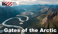NPS Travel Guide for the Gates of the Arctic National Park and Preserve in Alaska ... things to do, attractions, maps and photographs