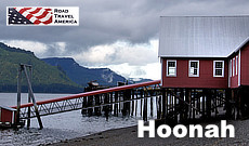 Travel to Hoonah and Icy Strait in Alaska
