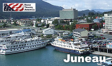 Travel Guide for Juneau, Alaska ... things to do, attractions, maps and photographs