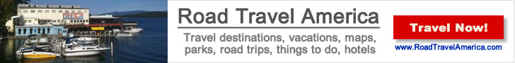 Click for details about national parks, scenic roads and popular vacation destinations